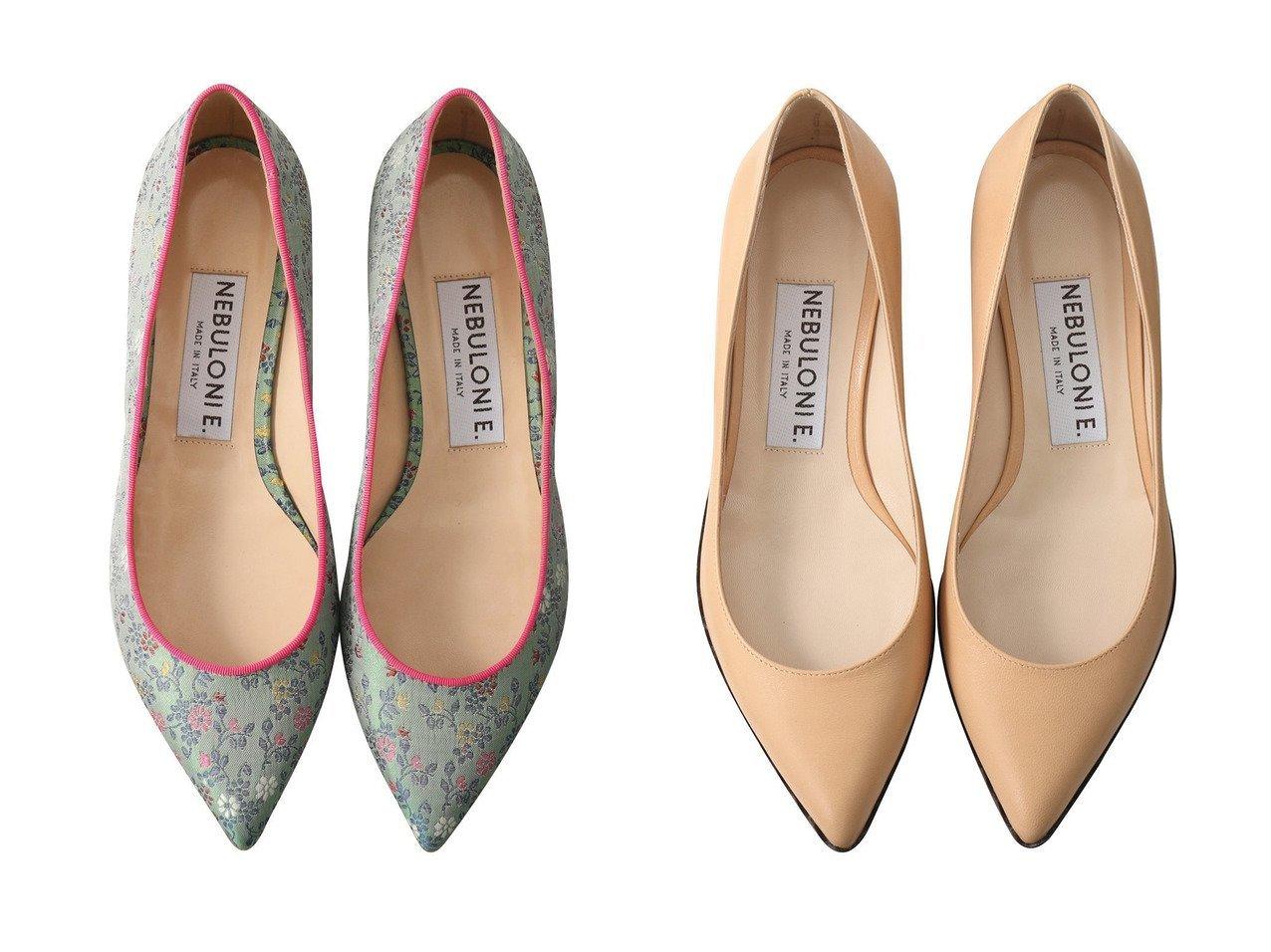 【NEBULONI E/ネブローニ】の【ELLE SHOP限定】MACA フラワージャカードフラットシューズ&MACA スカラップソールフラットシューズ ネブローニのおすすめ!人気、トレンド・レディースファッションの通販  おすすめで人気の流行・トレンド、ファッションの通販商品 メンズファッション・キッズファッション・インテリア・家具・レディースファッション・服の通販 founy(ファニー) https://founy.com/ ファッション Fashion レディースファッション WOMEN 2021年 2021 2021 春夏 S/S SS Spring/Summer 2021 S/S 春夏 SS Spring/Summer シューズ シンプル スカラップ フォルム フラット 春 Spring |ID:crp329100000021130