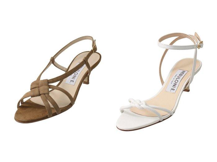 【NEBULONI E/ネブローニ】のスエードストラップサンダル&スキニーストラップサンダル ネブローニのおすすめ!人気、トレンド・レディースファッションの通販  おすすめ人気トレンドファッション通販アイテム 人気、トレンドファッション・服の通販 founy(ファニー)  ファッション Fashion レディースファッション WOMEN 2021年 2021 2021 春夏 S/S SS Spring/Summer 2021 S/S 春夏 SS Spring/Summer サンダル スエード スクエア モチーフ ラップ ワンポイント 春 Spring |ID:crp329100000021135