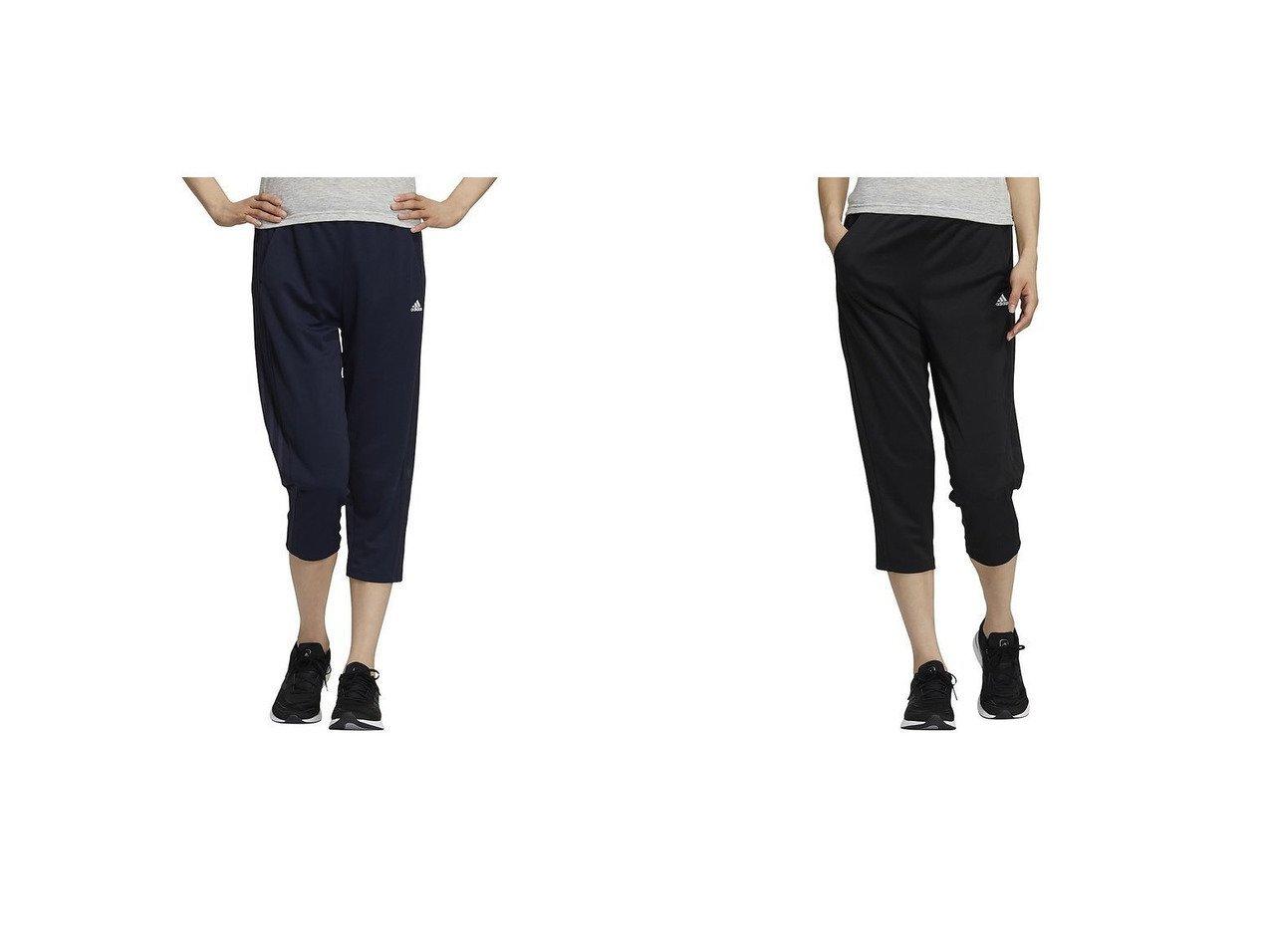 【adidas/アディダス】のアディダス/レディス/マストハブ TERO カプリパンツ Must Haves Tero Capri Pants&アディダス/レディス/マストハブ TERO カプリパンツ Must Haves Tero Capri Pants スポーツ・ヨガウェア、運動・ダイエットグッズなどのおすすめ!人気ファッション通販 おすすめで人気の流行・トレンド、ファッションの通販商品 メンズファッション・キッズファッション・インテリア・家具・レディースファッション・服の通販 founy(ファニー) https://founy.com/ ファッション Fashion レディースファッション WOMEN パンツ Pants スポーツウェア Sportswear スポーツ パンツ Pants NEW・新作・新着・新入荷 New Arrivals スポーツ ヨガ |ID:crp329100000021176