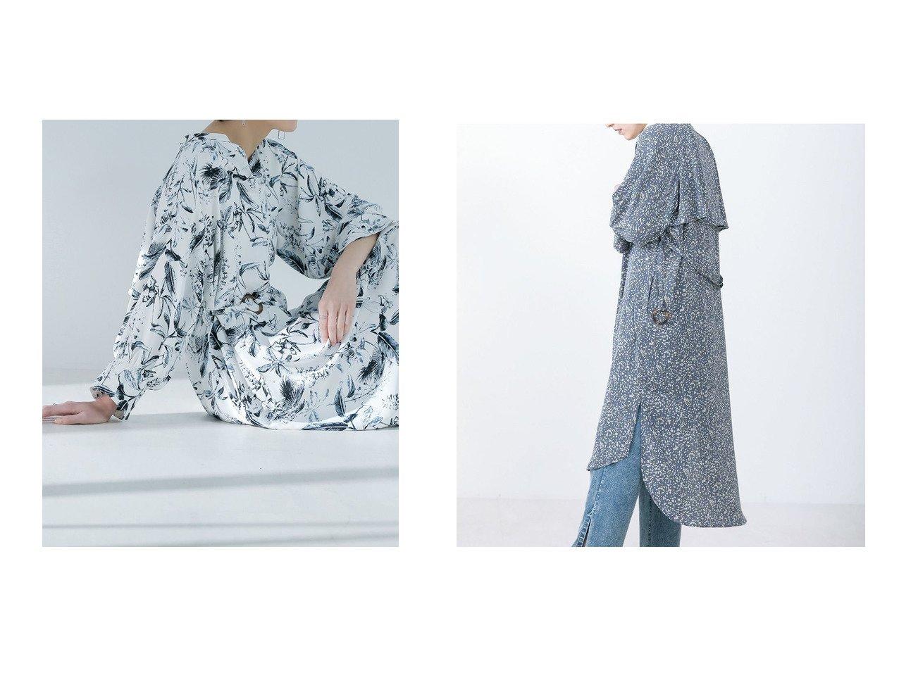 【Bou Jeloud/ブージュルード】のアソート柄トレンチシャツワンピース おすすめ!人気!プチプライスで上品なファッションアイテムの通販  おすすめで人気の流行・トレンド、ファッションの通販商品 メンズファッション・キッズファッション・インテリア・家具・レディースファッション・服の通販 founy(ファニー) https://founy.com/ ファッション Fashion レディースファッション WOMEN ワンピース Dress シャツワンピース Shirt Dresses エレガント ジャケット スニーカー プチプライス・低価格 Affordable ヨーク |ID:crp329100000021372