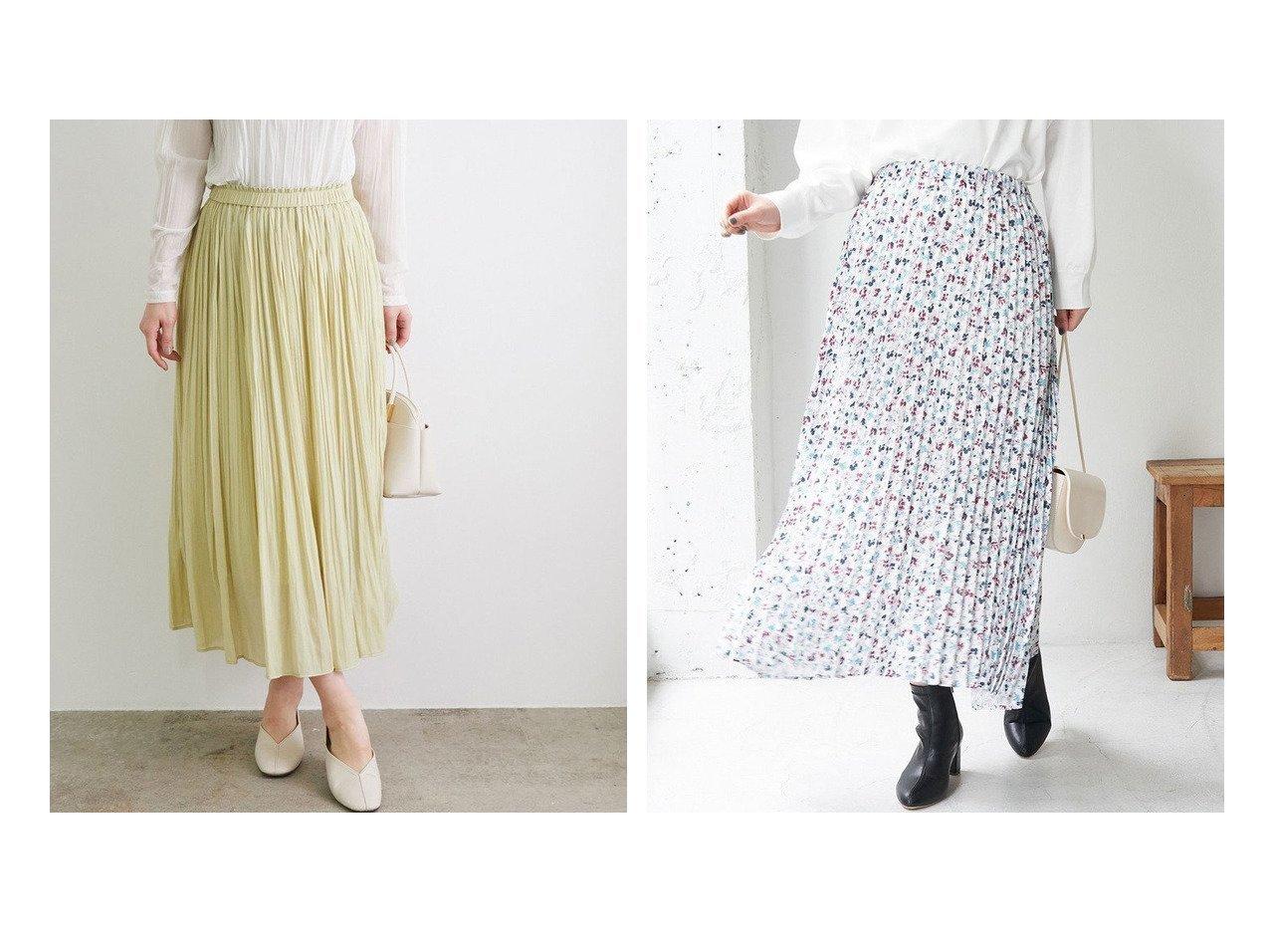 【ROPE' PICNIC/ロペピクニック】のフラワープリントプリーツスカート&シアーナチュラル楊柳スカート ロペピクニックのおすすめ!人気、トレンド・レディースファッションの通販 おすすめで人気の流行・トレンド、ファッションの通販商品 メンズファッション・キッズファッション・インテリア・家具・レディースファッション・服の通販 founy(ファニー) https://founy.com/ ファッション Fashion レディースファッション WOMEN スカート Skirt プリーツスカート Pleated Skirts おすすめ Recommend ギャザー タイツ フラワー プリント プリーツ ポケット リラックス ロング 冬 Winter 春 Spring 秋 Autumn/Fall NEW・新作・新着・新入荷 New Arrivals イエロー カットソー シアー フェミニン フリル |ID:crp329100000021509