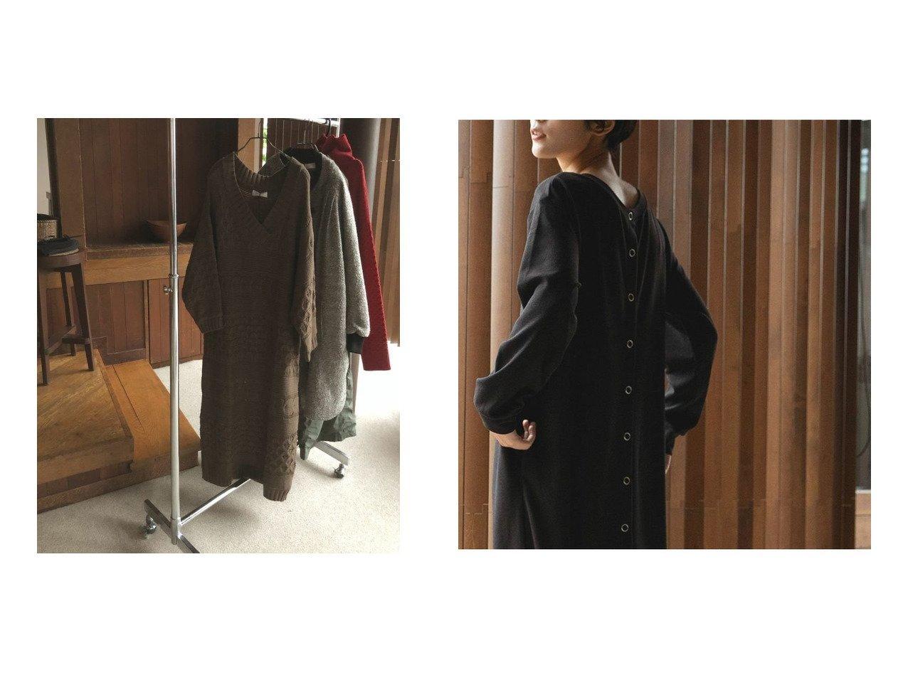 【marjour/マージュール】のケーブルニットワンピース CABLE KNIT ONEPIECE&ボタンワンピース BUTTON ONEPIECE マージュールのおすすめ!人気、トレンド・レディースファッションの通販 おすすめで人気の流行・トレンド、ファッションの通販商品 メンズファッション・キッズファッション・インテリア・家具・レディースファッション・服の通販 founy(ファニー) https://founy.com/ ファッション Fashion レディースファッション WOMEN ワンピース Dress ニットワンピース Knit Dresses おすすめ Recommend キャミソール クール バランス ボトム レギンス カットソー カーディガン シルバー シンプル ジャケット ノースリーブ フリンジ ポケット モノトーン ルーズ 冬 Winter |ID:crp329100000021564