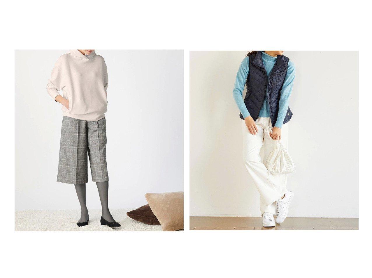 【DoCLASSE/ドゥクラッセ】のファインスウェット・プルパーカー&Doヒート・超快温ダウンベスト/セット ドゥクラッセの40代、50代の方におすすめ!人気トレンド・ファッションの通販 おすすめで人気の流行・トレンド、ファッションの通販商品 メンズファッション・キッズファッション・インテリア・家具・レディースファッション・服の通販 founy(ファニー) https://founy.com/ ファッション Fashion レディースファッション WOMEN アウター Coat Outerwear トップス カットソー Tops Tshirt ベスト/ジレ Gilets Vests パーカ Sweats スウェット Sweat アウトドア スリム ダウン フェザー ベスト ポケット メンズ モバイル リアル なめらか スウェット パーカー ビッグ フォルム |ID:crp329100000021622