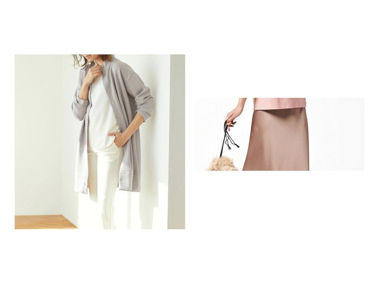 【DoCLASSE/ドゥクラッセ】のシャインストレッチ・2WAYチュニック&ループ裏毛・モックネックトップス ドゥクラッセの40代、50代の方におすすめ!人気トレンド・ファッションの通販 おすすめで人気の流行・トレンド、ファッションの通販商品 メンズファッション・キッズファッション・インテリア・家具・レディースファッション・服の通販 founy(ファニー) https://founy.com/ ファッション Fashion レディースファッション WOMEN トップス カットソー Tops Tshirt おすすめ Recommend ショルダー スウェット トレンド トレーナー ドロップ ループ 春 Spring なめらか チュニック ハイネック |ID:crp329100000021628