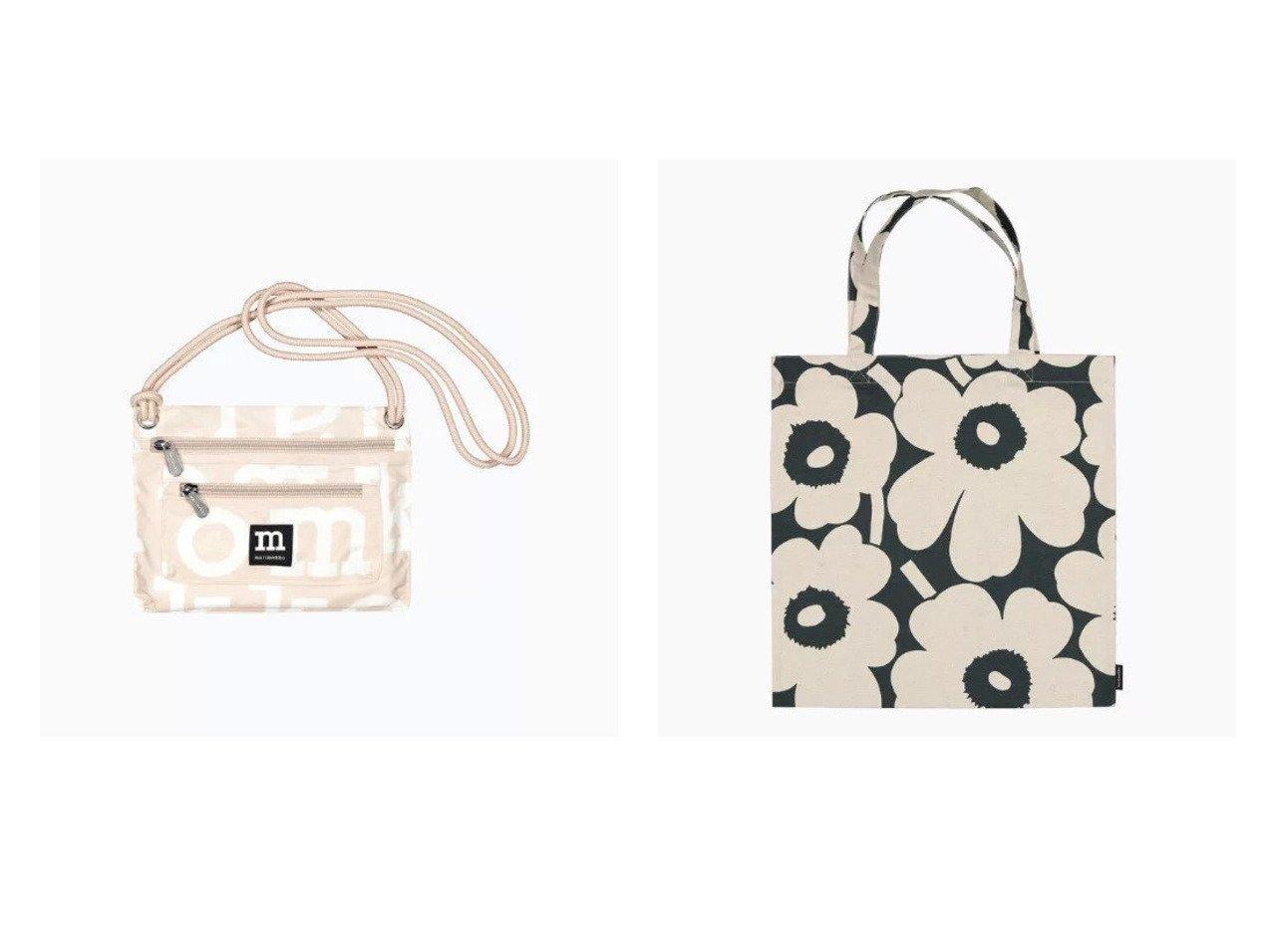 【marimekko/マリメッコ】のPieni Unikko ファブリックバッグ 44X43cm&Unikko Smart トラベルバッグ マリメッコのおすすめ!人気、トレンド・レディースファッションの通販 おすすめで人気の流行・トレンド、ファッションの通販商品 メンズファッション・キッズファッション・インテリア・家具・レディースファッション・服の通販 founy(ファニー) https://founy.com/ ファッション Fashion レディースファッション WOMEN バッグ Bag フラット プリント コンパクト トラベル フォルム フロント ワンポイント |ID:crp329100000021891