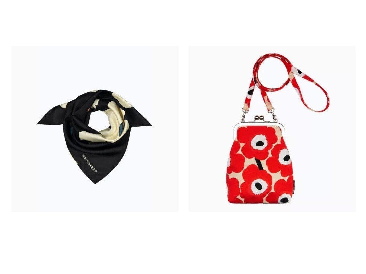【marimekko/マリメッコ】のLennokki スカーフ&Ainikki Mini Unikko ポシェット マリメッコのおすすめ!人気、トレンド・レディースファッションの通販 おすすめで人気の流行・トレンド、ファッションの通販商品 メンズファッション・キッズファッション・インテリア・家具・レディースファッション・服の通販 founy(ファニー) https://founy.com/ ファッション Fashion レディースファッション WOMEN ストール Scarves マフラー Mufflers ショルダー ポシェット モチーフ おすすめ Recommend シルク スカーフ ストール マフラー リュクス |ID:crp329100000021912
