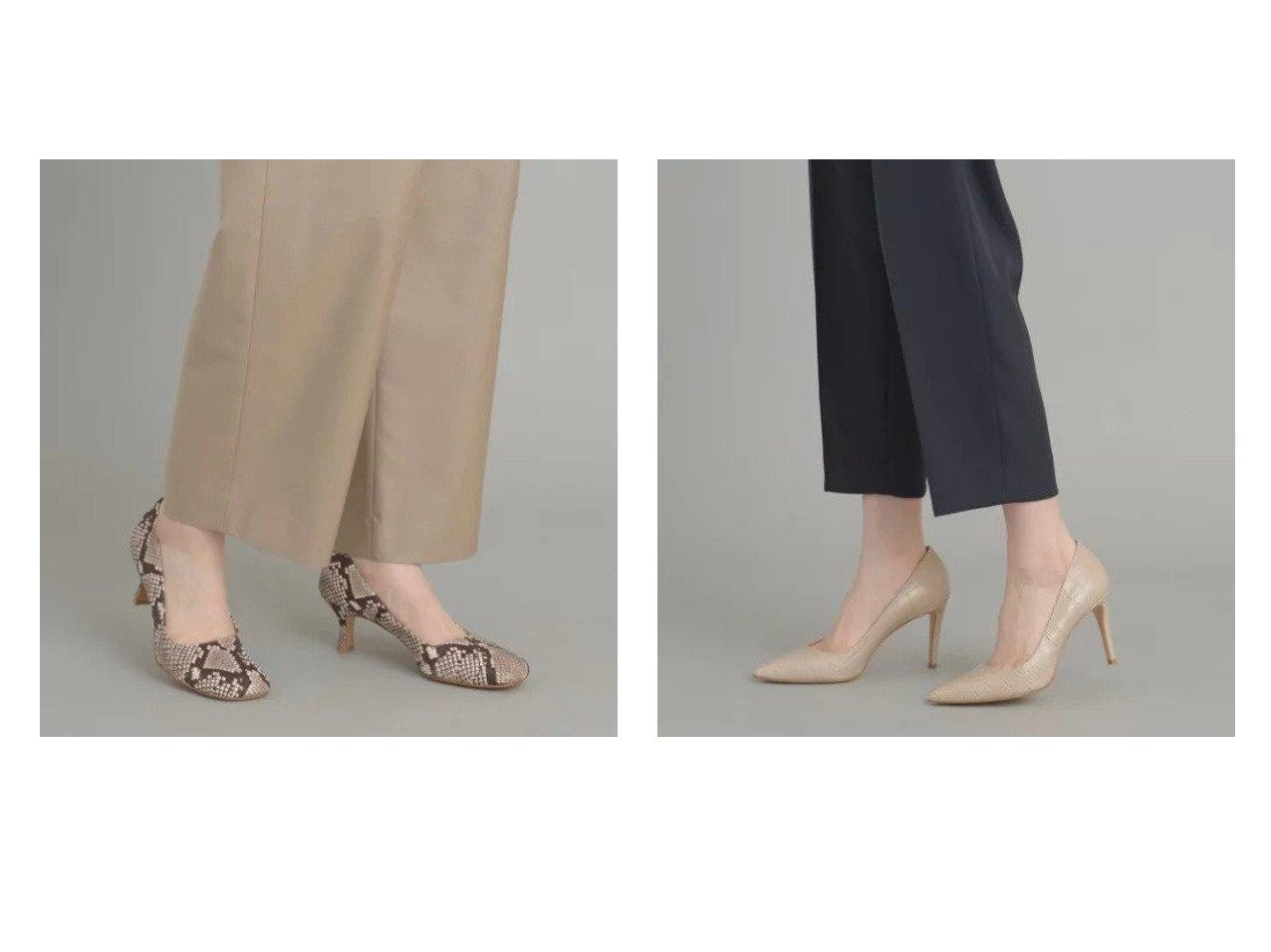 【Odette e Odile/オデット エ オディール】のOID オブリークトゥ パンプス60&OID ポインテッドプレーン パンプス85↓↑ オデット エ オディールのおすすめ!人気、トレンド・レディースファッションの通販 おすすめで人気の流行・トレンド、ファッションの通販商品 メンズファッション・キッズファッション・インテリア・家具・レディースファッション・服の通販 founy(ファニー) https://founy.com/ ファッション Fashion レディースファッション WOMEN エレガント シューズ シンプル フォルム スクエア パイソン  ID:crp329100000021941