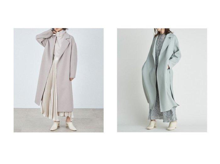 【FRAY I.D/フレイ アイディー】のオーバーチェスターコート フレイ アイディーのおすすめ!人気、トレンド・レディースファッションの通販 おすすめファッション通販アイテム インテリア・キッズ・メンズ・レディースファッション・服の通販 founy(ファニー) https://founy.com/ ファッション Fashion レディースファッション WOMEN アウター Coat Outerwear コート Coats チェスターコート Top Coat ストレッチ スマート チェスターコート 再入荷 Restock/Back in Stock/Re Arrival |ID:crp329100000021949