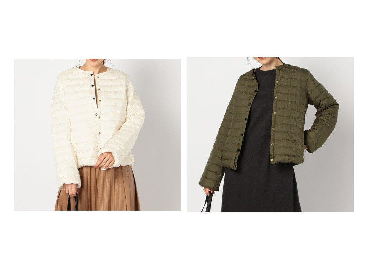【NOLLEY'S/ノーリーズ】の【TRADITIONAL WEATHERWEAR】ARKLEY DOWN PA ノーリーズのおすすめ!人気、トレンド・レディースファッションの通販 おすすめで人気の流行・トレンド、ファッションの通販商品 メンズファッション・キッズファッション・インテリア・家具・レディースファッション・服の通販 founy(ファニー) https://founy.com/ ファッション Fashion レディースファッション WOMEN アウター Coat Outerwear ブルゾン Blouson Jackets インナー コンパクト ジャケット ダウン ブルゾン 再入荷 Restock/Back in Stock/Re Arrival  ID:crp329100000021966
