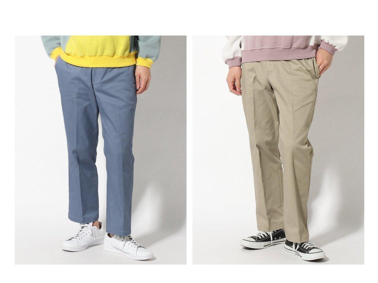 【JOURNAL STANDARD relume / MEN/ジャーナルスタンダード レリューム】のSan Francisco Skate Pants 【MEN】おすすめ!人気トレンド・男性、メンズファッションの通販  おすすめで人気の流行・トレンド、ファッションの通販商品 メンズファッション・キッズファッション・インテリア・家具・レディースファッション・服の通販 founy(ファニー) https://founy.com/ ファッション Fashion メンズファッション MEN ボトムス Bottoms Men ジーンズ ストレッチ ストレート スニーカー センター ベーシック レース ワーク |ID:crp329100000022007
