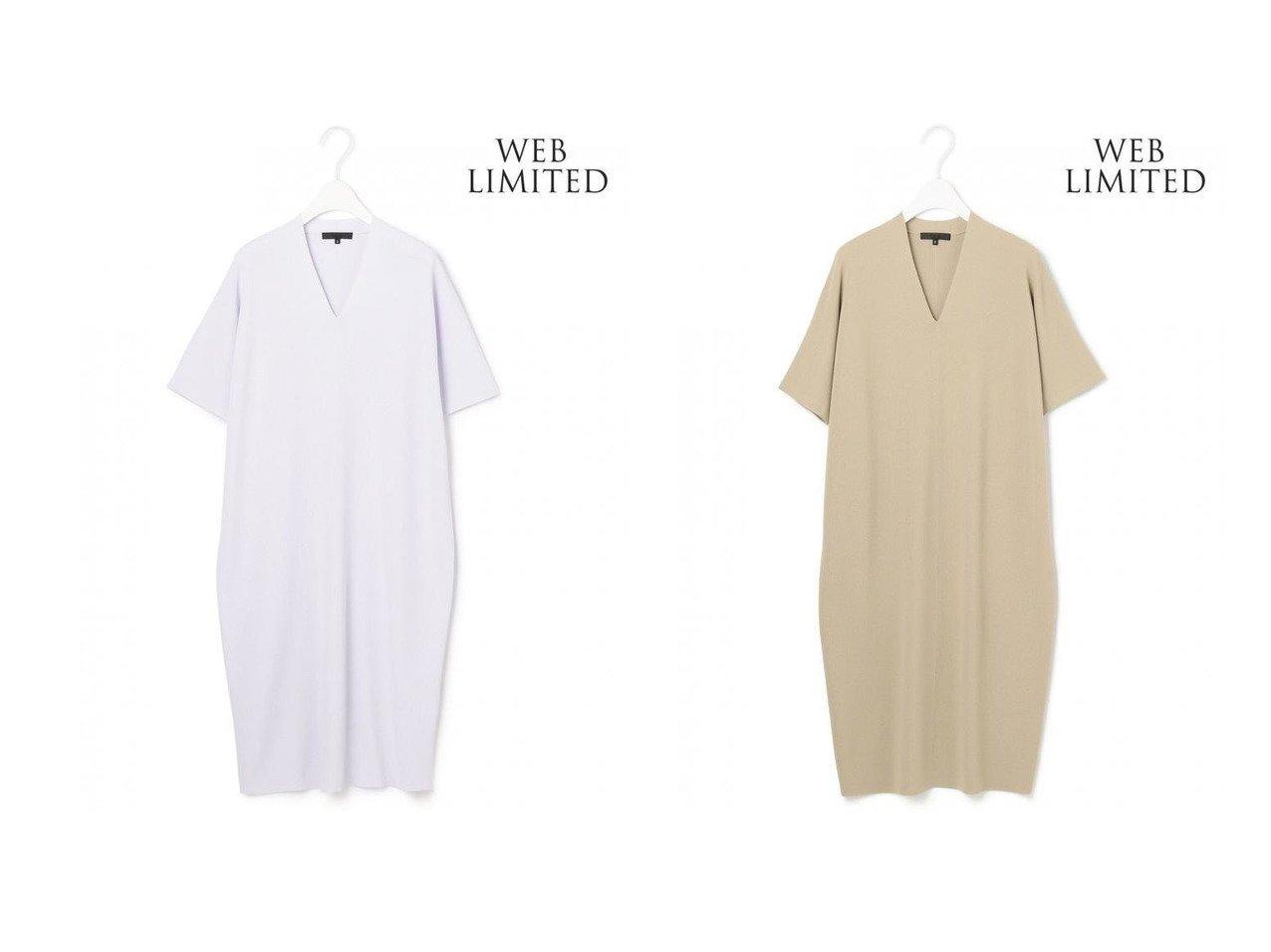 【iCB/アイシービー】の【WEB限定】 Synthetic FullNeedle ワンピース iCBのおすすめ!人気、トレンド・レディースファッションの通販  おすすめで人気の流行・トレンド、ファッションの通販商品 メンズファッション・キッズファッション・インテリア・家具・レディースファッション・服の通販 founy(ファニー) https://founy.com/ ファッション Fashion レディースファッション WOMEN ワンピース Dress 春 Spring シンプル ジャケット ストレッチ 定番 Standard ベーシック リラックス 2021年 2021 S/S 春夏 SS Spring/Summer 2021 春夏 S/S SS Spring/Summer 2021 NEW・新作・新着・新入荷 New Arrivals |ID:crp329100000022107