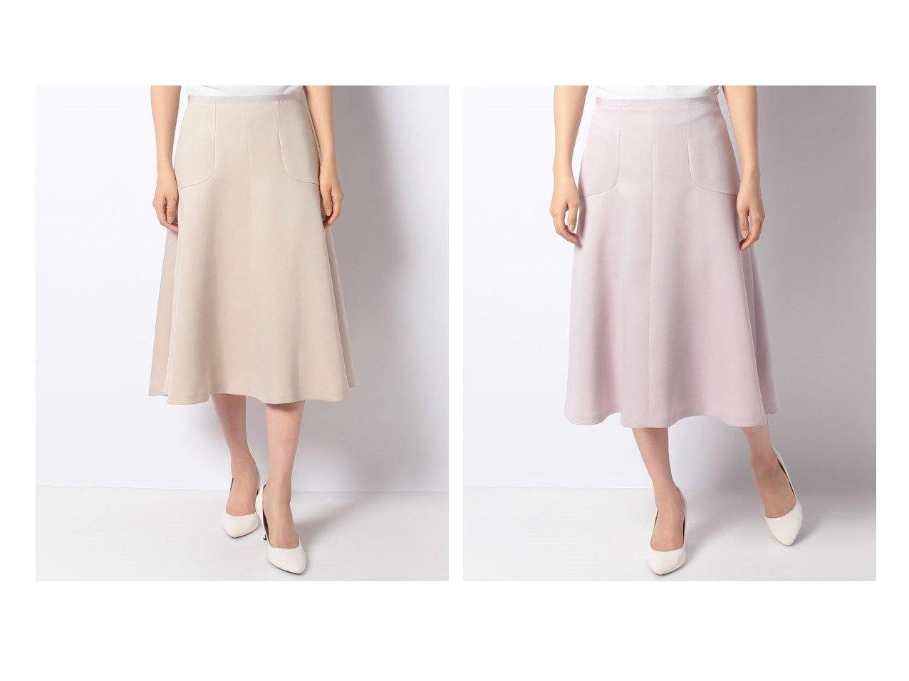 【ANAYI/アナイ】のダブルサテンフレアヘムスカート アナイのおすすめ!人気、トレンド・レディースファッションの通販  おすすめで人気の流行・トレンド、ファッションの通販商品 メンズファッション・キッズファッション・インテリア・家具・レディースファッション・服の通販 founy(ファニー) https://founy.com/ ファッション Fashion レディースファッション WOMEN スカート Skirt Aライン/フレアスカート Flared A-Line Skirts NEW・新作・新着・新入荷 New Arrivals ギャザー フレア ミモレ |ID:crp329100000022132