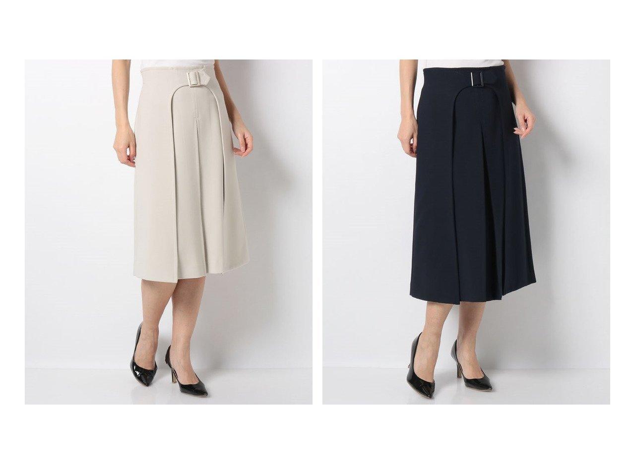 【ANAYI/アナイ】のダブルクロススカート アナイのおすすめ!人気、トレンド・レディースファッションの通販  おすすめで人気の流行・トレンド、ファッションの通販商品 メンズファッション・キッズファッション・インテリア・家具・レディースファッション・服の通販 founy(ファニー) https://founy.com/ ファッション Fashion レディースファッション WOMEN スカート Skirt おすすめ Recommend エアリー ジャケット フロント |ID:crp329100000022138