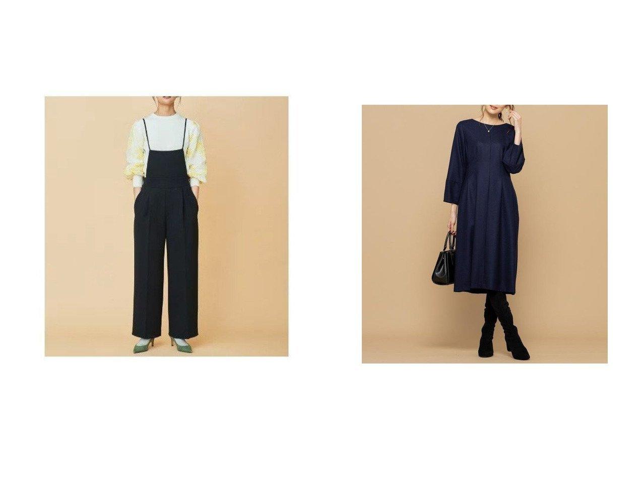 【KUMIKYOKU/組曲】のウールソフトジョーゼット フレアワンピース&【Rythme KUMIKYOKU】TWO WAY サロペット 組曲のおすすめ!人気、トレンド・レディースファッションの通販 おすすめで人気の流行・トレンド、ファッションの通販商品 メンズファッション・キッズファッション・インテリア・家具・レディースファッション・服の通販 founy(ファニー) https://founy.com/ ファッション Fashion レディースファッション WOMEN ワンピース Dress オールインワン ワンピース All In One Dress サロペット Salopette 春 Spring コレクション サロペット ショルダー シンプル センター 人気 フラワー フランス モチーフ 2021年 2021 S/S 春夏 SS Spring/Summer 2021 春夏 S/S SS Spring/Summer 2021 今季 ジョーゼット ドレープ ファブリック フィット フォルム フレア A/W 秋冬 AW Autumn/Winter / FW Fall-Winter 2020年 2020 再入荷 Restock/Back in Stock/Re Arrival 2020-2021 秋冬 A/W AW Autumn/Winter / FW Fall-Winter 2020-2021 おすすめ Recommend |ID:crp329100000022355