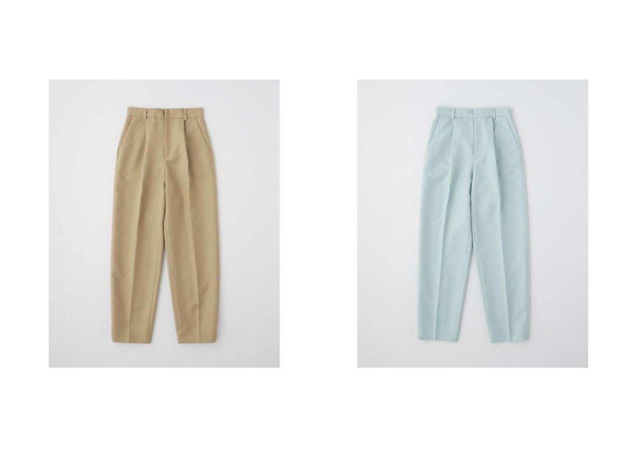 【TWW / Traditional Weatherwear/トラディショナル ウェザーウェア】の【HIGH STREET COLLECTION】RELAX TAPERED PANTS パンツのおすすめ!人気、トレンド・レディースファッションの通販 おすすめで人気の流行・トレンド、ファッションの通販商品 メンズファッション・キッズファッション・インテリア・家具・レディースファッション・服の通販 founy(ファニー) https://founy.com/ ファッション Fashion レディースファッション WOMEN パンツ Pants フロント 軽量 |ID:crp329100000022395