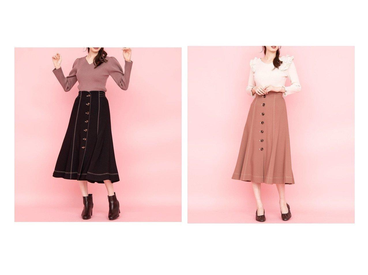【WILLSELECTION/ウィルセレクション】のステッチマーメイドスカート スカートのおすすめ!人気、トレンド・レディースファッションの通販 おすすめで人気の流行・トレンド、ファッションの通販商品 メンズファッション・キッズファッション・インテリア・家具・レディースファッション・服の通販 founy(ファニー) https://founy.com/ ファッション Fashion レディースファッション WOMEN スカート Skirt タイトスカート マーメイド 洗える |ID:crp329100000022482