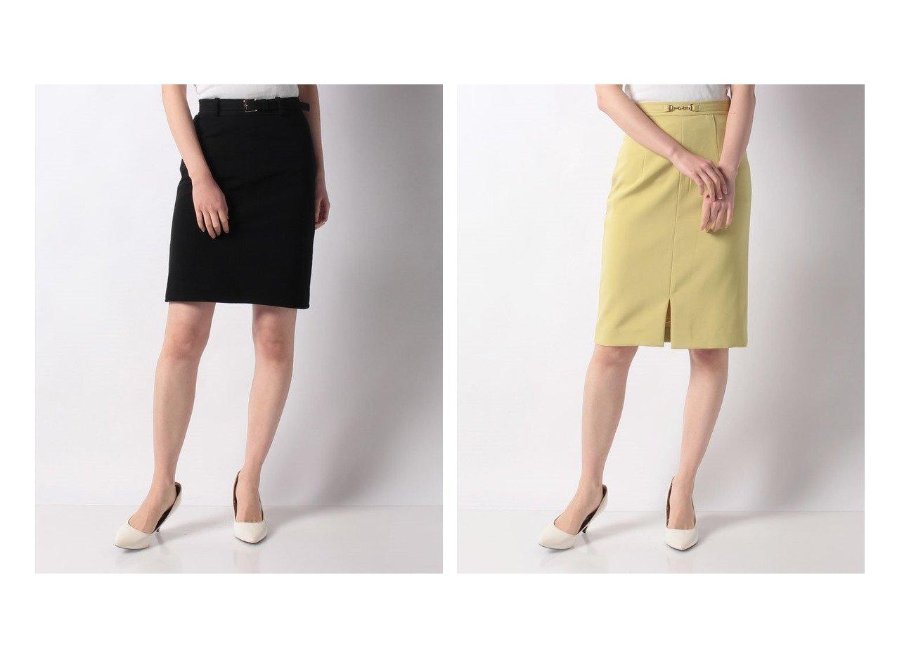 【salire/サリア】のミラノリブ風B付ステッチスカート&BIT付タイトスカート スカートのおすすめ!人気、トレンド・レディースファッションの通販 おすすめで人気の流行・トレンド、ファッションの通販商品 メンズファッション・キッズファッション・インテリア・家具・レディースファッション・服の通販 founy(ファニー) https://founy.com/ ファッション Fashion レディースファッション WOMEN スカート Skirt NEW・新作・新着・新入荷 New Arrivals シンプル ストレッチ タイトスカート フィット フロント ミラノリブ |ID:crp329100000022488