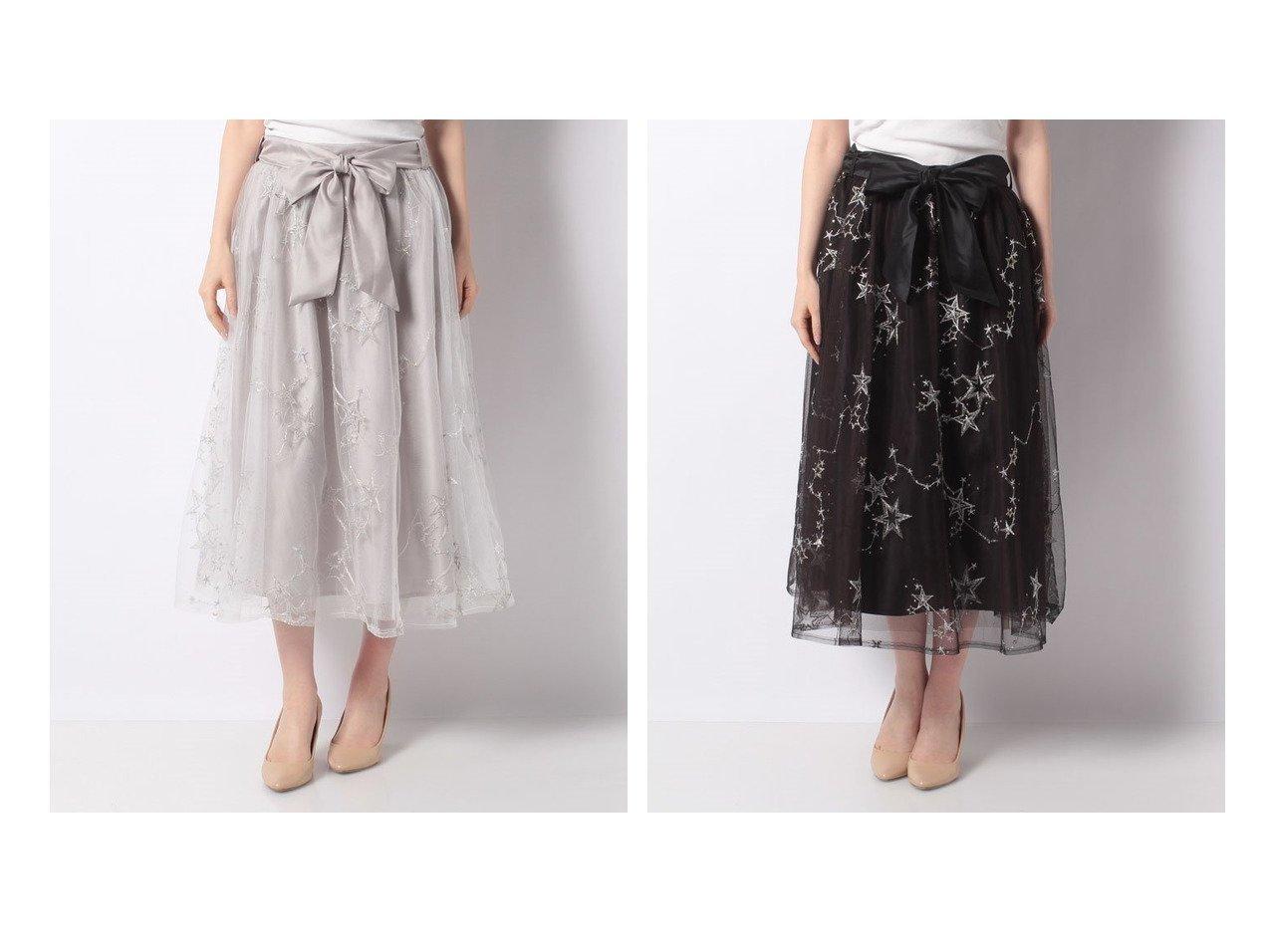 【axes femme/アクシーズファム】の【セットアップ対応商品】お星さまチュールスカート スカートのおすすめ!人気、トレンド・レディースファッションの通販 おすすめで人気の流行・トレンド、ファッションの通販商品 メンズファッション・キッズファッション・インテリア・家具・レディースファッション・服の通販 founy(ファニー) https://founy.com/ ファッション Fashion レディースファッション WOMEN セットアップ Setup スカート Skirt スカート Skirt Aライン/フレアスカート Flared A-Line Skirts NEW・新作・新着・新入荷 New Arrivals おすすめ Recommend ギャザー セットアップ チュール フレア |ID:crp329100000022489