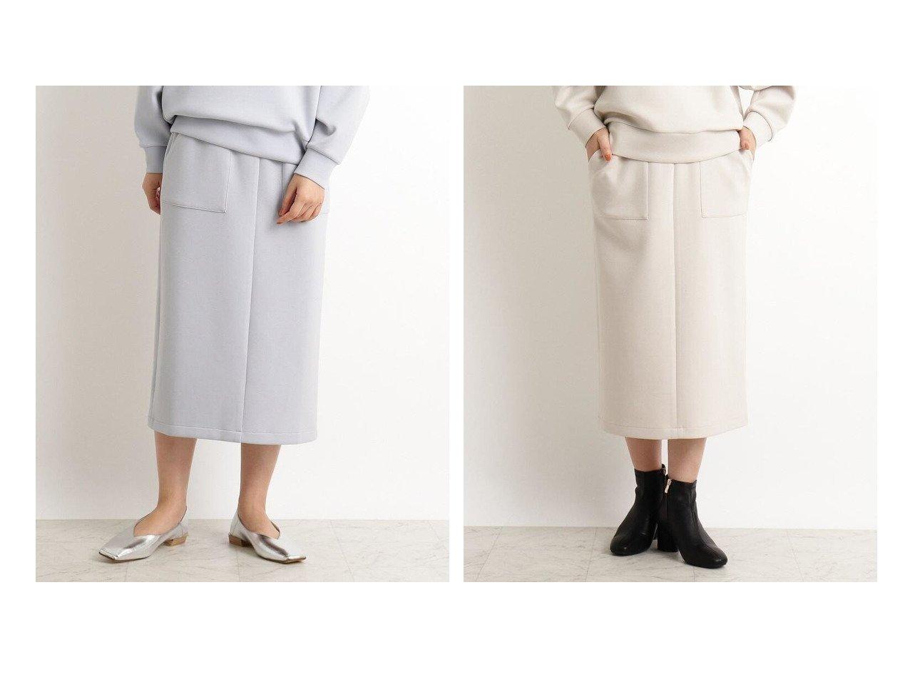【grove/グローブ】の【S-LL】マシュマロタッチスウェットバックスリットスカート スカートのおすすめ!人気、トレンド・レディースファッションの通販 おすすめで人気の流行・トレンド、ファッションの通販商品 メンズファッション・キッズファッション・インテリア・家具・レディースファッション・服の通販 founy(ファニー) https://founy.com/ ファッション Fashion レディースファッション WOMEN スカート Skirt Aライン/フレアスカート Flared A-Line Skirts バッグ Bag カットソー スリット タイトスカート トレンド パーカー ポケット 再入荷 Restock/Back in Stock/Re Arrival |ID:crp329100000022496