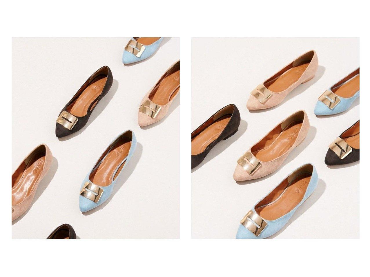 【nano universe/ナノ ユニバース】のメタルフラットパンプス シューズ・靴のおすすめ!人気、トレンド・レディースファッションの通販 おすすめで人気の流行・トレンド、ファッションの通販商品 メンズファッション・キッズファッション・インテリア・家具・レディースファッション・服の通販 founy(ファニー) https://founy.com/ ファッション Fashion レディースファッション WOMEN NEW・新作・新着・新入荷 New Arrivals アーモンドトゥ インソール エレガント クッション シューズ スクエア フェイクスエード フォルム フラット メタル モチーフ |ID:crp329100000022546