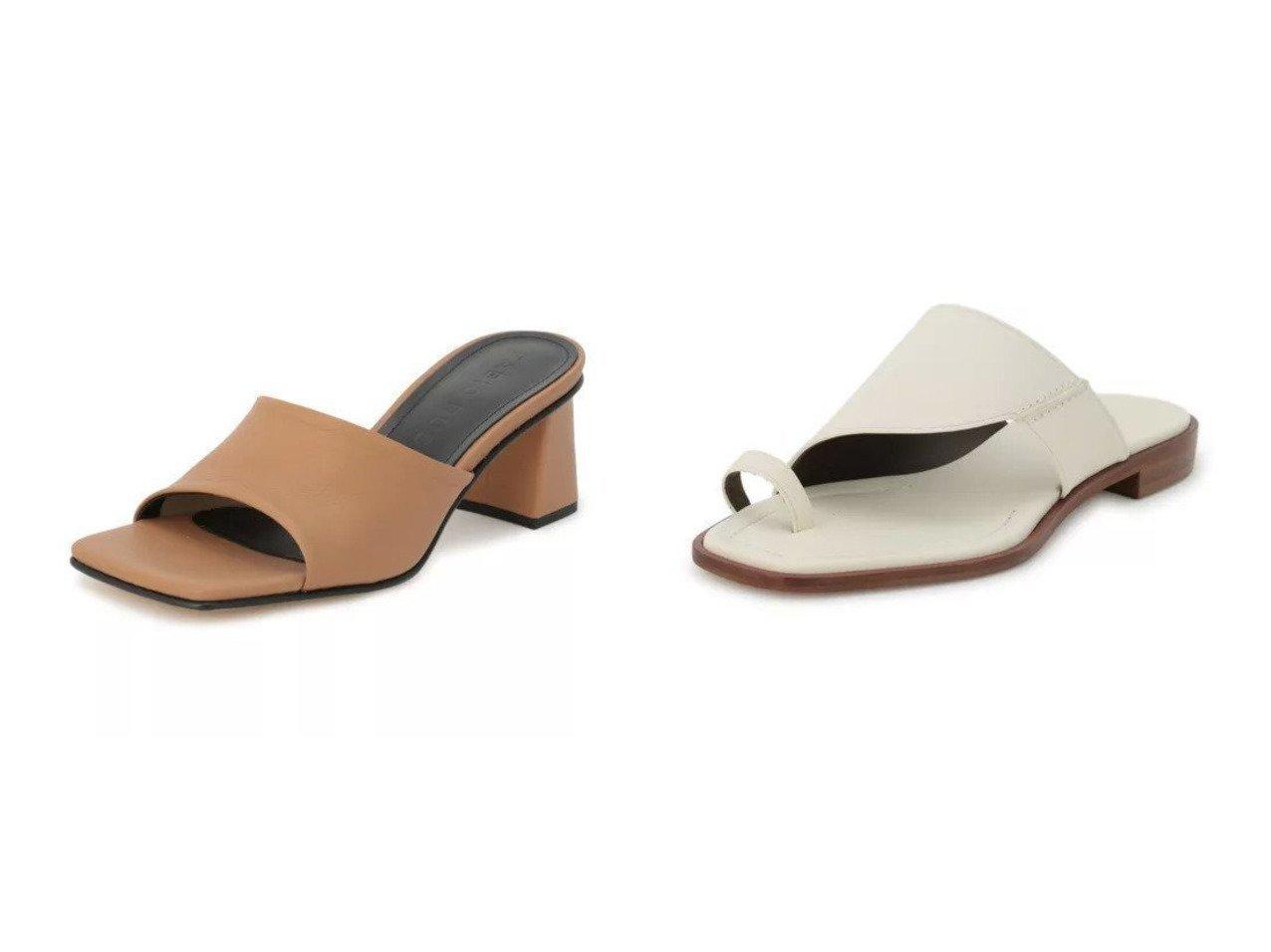 【LAURENCE/ロランス】のTERRANEA15&【FABIO RUSCONI/ファビオ ルスコーニ】の5.5cmヒールミュールサンダル シューズ・靴のおすすめ!人気、トレンド・レディースファッションの通販 おすすめで人気の流行・トレンド、ファッションの通販商品 メンズファッション・キッズファッション・インテリア・家具・レディースファッション・服の通販 founy(ファニー) https://founy.com/ ファッション Fashion レディースファッション WOMEN サンダル シューズ シンプル ミュール エレガント |ID:crp329100000022548