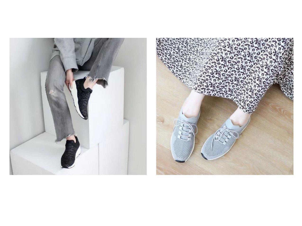 【enchanted/エンチャンテッド】の軽量クロコニットメッシュスニーカー&軽量メッシュレースアップスニーカー シューズ・靴のおすすめ!人気、トレンド・レディースファッションの通販 おすすめで人気の流行・トレンド、ファッションの通販商品 メンズファッション・キッズファッション・インテリア・家具・レディースファッション・服の通販 founy(ファニー) https://founy.com/ ファッション Fashion レディースファッション WOMEN シューズ スニーカー メッシュ 軽量 |ID:crp329100000022556