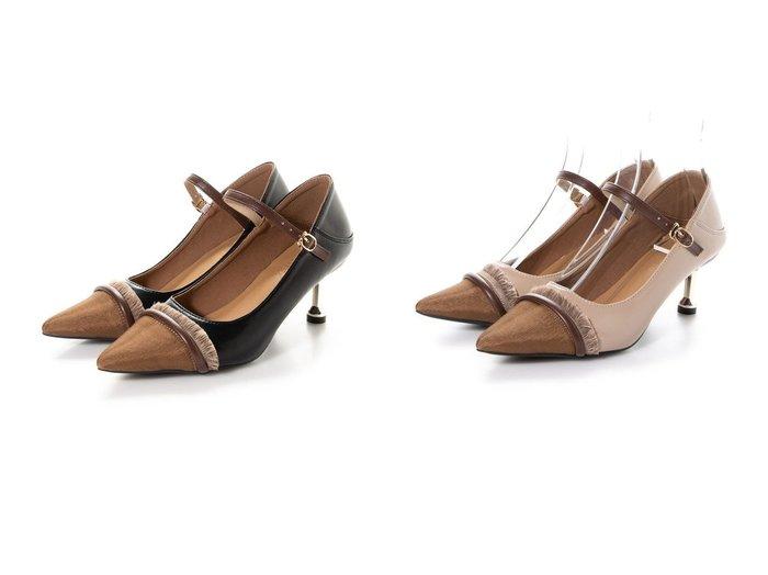 【SVEC/シュベック】のストラップパンプス シューズ・靴のおすすめ!人気、トレンド・レディースファッションの通販 おすすめファッション通販アイテム レディースファッション・服の通販 founy(ファニー)  ファッション Fashion レディースファッション WOMEN サテン シンプル ストラップパンプス |ID:crp329100000022563