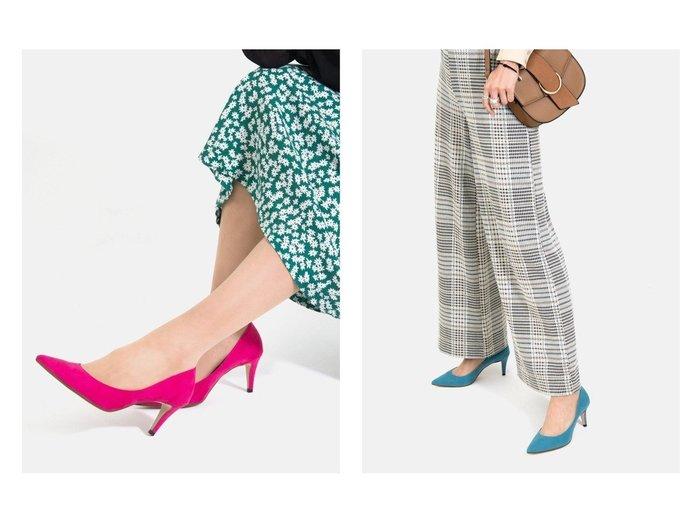 【MAMIAN/マミアン】の【iCoN】ポインテッドトゥスエードパンプス シューズ・靴のおすすめ!人気、トレンド・レディースファッションの通販 おすすめファッション通販アイテム インテリア・キッズ・メンズ・レディースファッション・服の通販 founy(ファニー) https://founy.com/ ファッション Fashion レディースファッション WOMEN クッション ケミカル シューズ スエード 定番 Standard 人気 ハイヒール パーティ フィット フェミニン ポインテッド ミドル メッシュ リアル NEW・新作・新着・新入荷 New Arrivals おすすめ Recommend |ID:crp329100000022580
