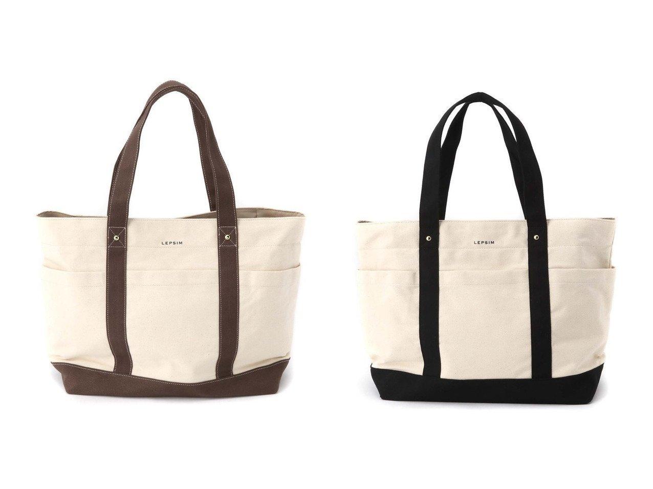 【LEPSIM LOWRYS FARM/レプシィム ローリーズファーム】のマタニティ/撥水キャンバストート バッグ・鞄のおすすめ!人気、トレンド・レディースファッションの通販 おすすめで人気の流行・トレンド、ファッションの通販商品 メンズファッション・キッズファッション・インテリア・家具・レディースファッション・服の通販 founy(ファニー) https://founy.com/ ファッション Fashion レディースファッション WOMEN バッグ Bag 抗菌 ポケット リアル 再入荷 Restock/Back in Stock/Re Arrival |ID:crp329100000022618