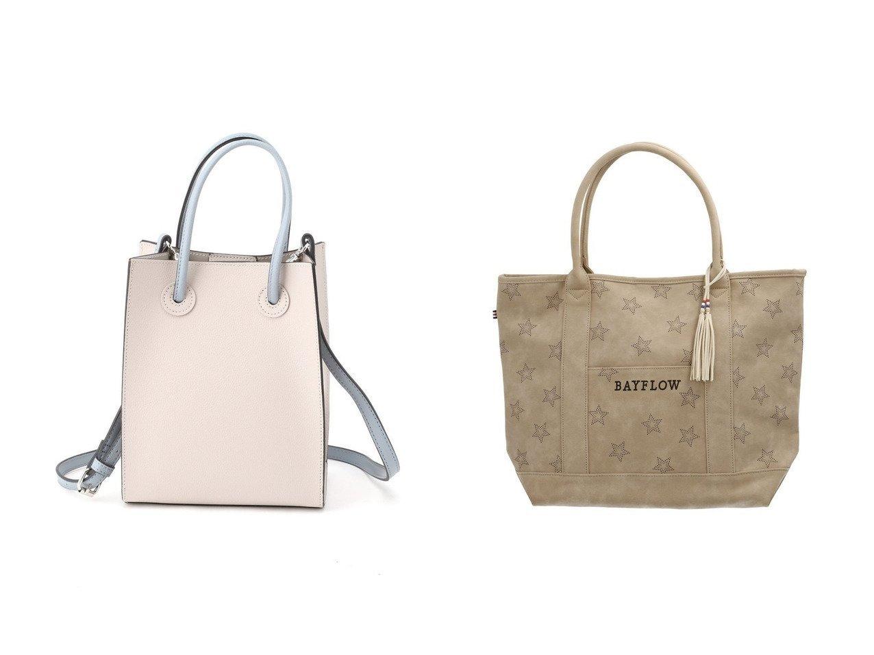 【BAYFLOW/ベイフロー】のミッドスクエアバッグ&21SホシパンチングロゴL バッグ・鞄のおすすめ!人気、トレンド・レディースファッションの通販 おすすめで人気の流行・トレンド、ファッションの通販商品 メンズファッション・キッズファッション・インテリア・家具・レディースファッション・服の通販 founy(ファニー) https://founy.com/ ファッション Fashion レディースファッション WOMEN バッグ Bag NEW・新作・新着・新入荷 New Arrivals スクエア フェイクレザー スエード タッセル マグネット |ID:crp329100000022621