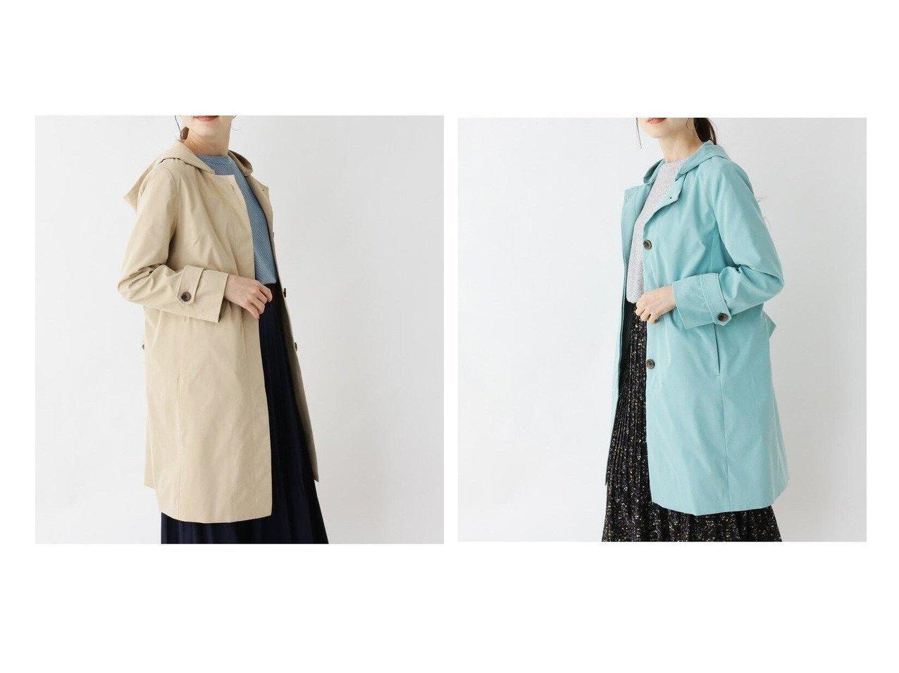【SHOO LA RUE / DRESKIP/シューラルー ドレスキップ】の【M-撥水/防花粉】2WAYマルチミディコート アウターのおすすめ!人気、トレンド・レディースファッションの通販 おすすめで人気の流行・トレンド、ファッションの通販商品 メンズファッション・キッズファッション・インテリア・家具・レディースファッション・服の通販 founy(ファニー) https://founy.com/ ファッション Fashion レディースファッション WOMEN アウター Coat Outerwear コート Coats ベーシック 再入荷 Restock/Back in Stock/Re Arrival |ID:crp329100000022675