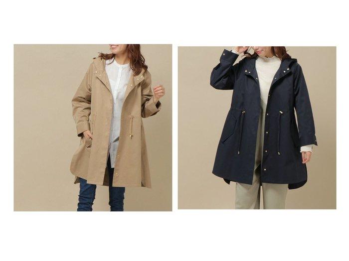 【ikka/イッカ】のメモリーAラインモッズコート アウターのおすすめ!人気、トレンド・レディースファッションの通販 おすすめファッション通販アイテム レディースファッション・服の通販 founy(ファニー) ファッション Fashion レディースファッション WOMEN アウター Coat Outerwear コート Coats モッズ/フィールドコート Mods Field Coats おすすめ Recommend  ID:crp329100000022680