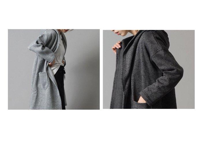 【RM STORE/アールエムストア】のニットフリースコーディガン アウターのおすすめ!人気、トレンド・レディースファッションの通販 おすすめファッション通販アイテム レディースファッション・服の通販 founy(ファニー)  ファッション Fashion レディースファッション WOMEN アウター Coat Outerwear コート Coats カーディガン コーディガン バランス |ID:crp329100000022696