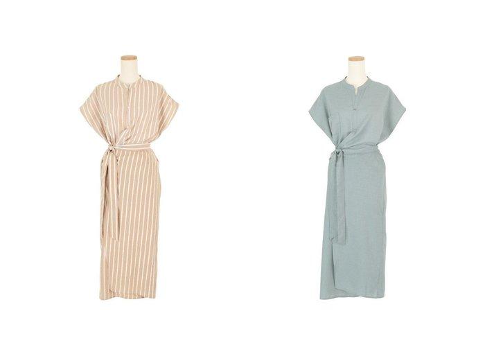 【titivate/ティティベイト】のアシンメトリーデザインシャツワンピース ワンピース・ドレスのおすすめ!人気、トレンド・レディースファッションの通販  おすすめファッション通販アイテム レディースファッション・服の通販 founy(ファニー)  ファッション Fashion レディースファッション WOMEN ワンピース Dress シャツワンピース Shirt Dresses シンプル ストライプ スリーブ フレンチ 無地 |ID:crp329100000022753