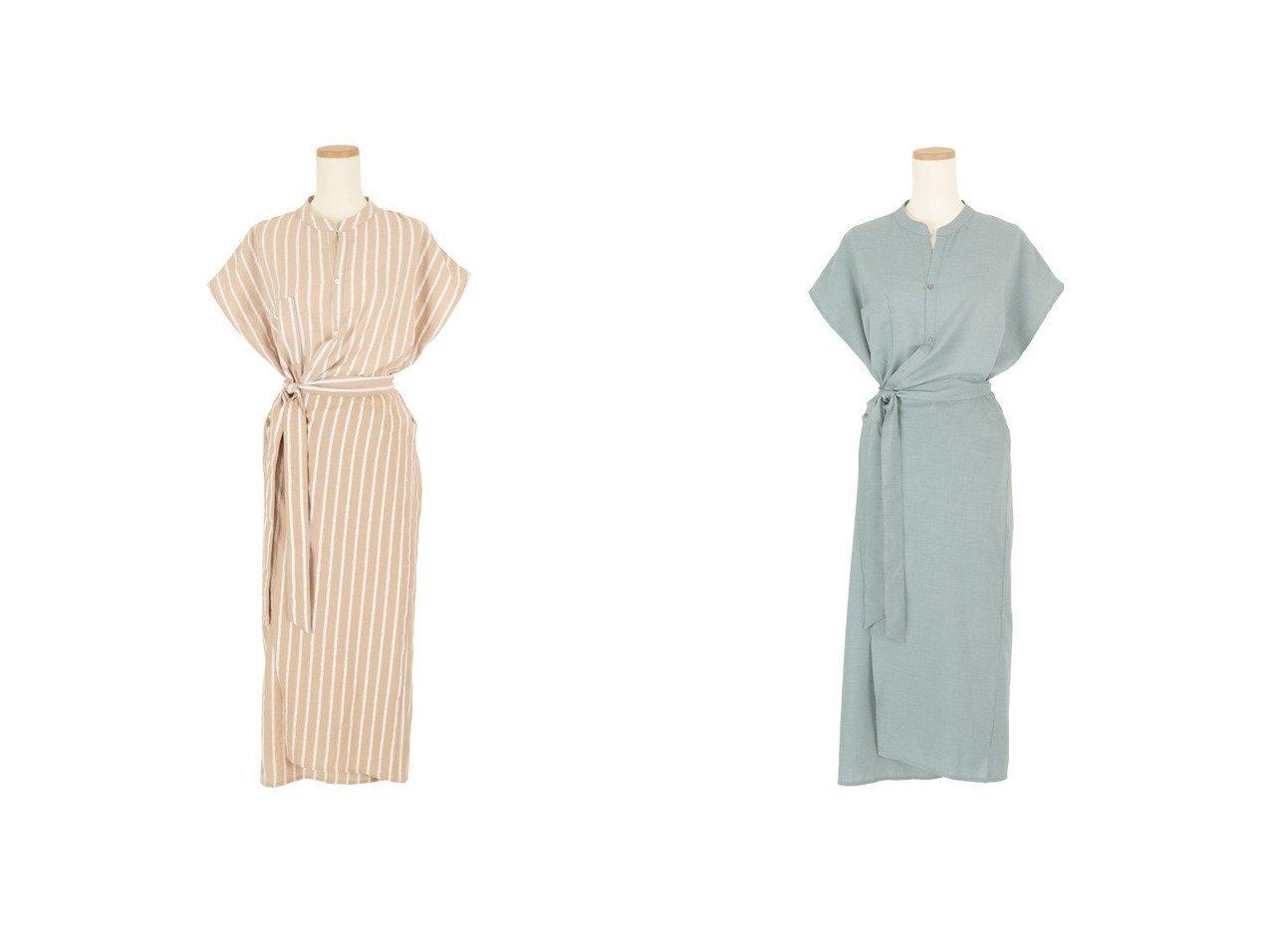 【titivate/ティティベイト】のアシンメトリーデザインシャツワンピース ワンピース・ドレスのおすすめ!人気、トレンド・レディースファッションの通販  おすすめで人気の流行・トレンド、ファッションの通販商品 メンズファッション・キッズファッション・インテリア・家具・レディースファッション・服の通販 founy(ファニー) https://founy.com/ ファッション Fashion レディースファッション WOMEN ワンピース Dress シャツワンピース Shirt Dresses シンプル ストライプ スリーブ フレンチ 無地 |ID:crp329100000022753