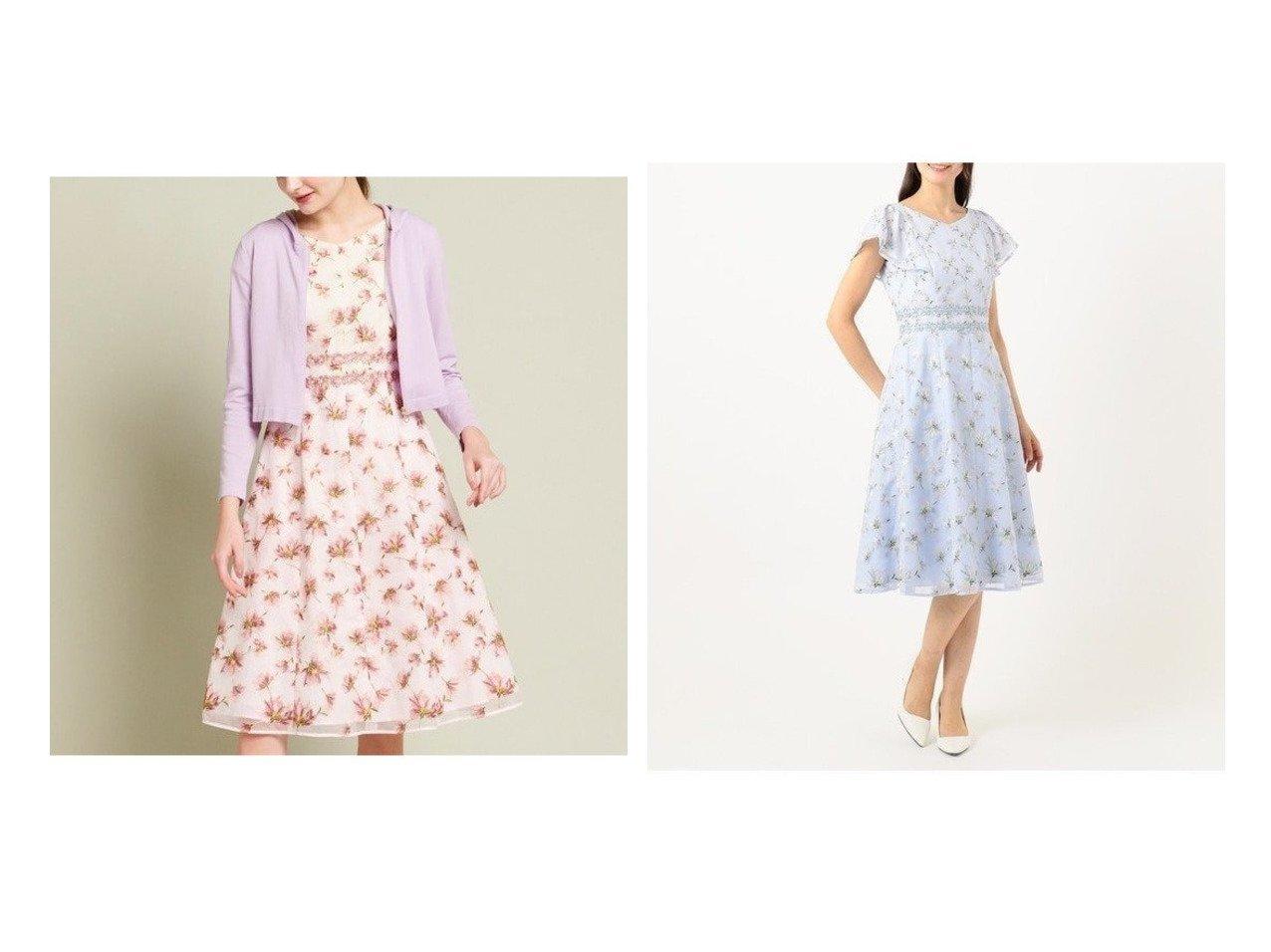 【TOCCA/トッカ】の【洗える!】MYRTLE ドレス ワンピース・ドレスのおすすめ!人気、トレンド・レディースファッションの通販  おすすめで人気の流行・トレンド、ファッションの通販商品 メンズファッション・キッズファッション・インテリア・家具・レディースファッション・服の通販 founy(ファニー) https://founy.com/ ファッション Fashion レディースファッション WOMEN ワンピース Dress ドレス Party Dresses NEW・新作・新着・新入荷 New Arrivals 送料無料 Free Shipping 2021年 2021 2021 春夏 S/S SS Spring/Summer 2021 ドレス 洗える |ID:crp329100000022768