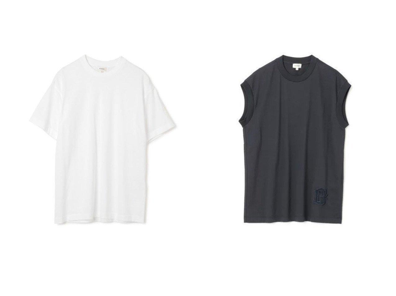 【BLAMINK/ブラミンク】のコットンクルーネック 刺繍 ショートリーブTシャツ&コットンクルーネック 刺繍 ノースリーブTシャツ トップス・カットソーのおすすめ!人気、トレンド・レディースファッションの通販  おすすめで人気の流行・トレンド、ファッションの通販商品 メンズファッション・キッズファッション・インテリア・家具・レディースファッション・服の通販 founy(ファニー) https://founy.com/ ファッション Fashion レディースファッション WOMEN トップス カットソー Tops Tshirt シャツ/ブラウス Shirts Blouses ロング / Tシャツ T-Shirts カットソー Cut and Sewn キャミソール / ノースリーブ No Sleeves カットソー スタイリッシュ 半袖 洗える |ID:crp329100000022787