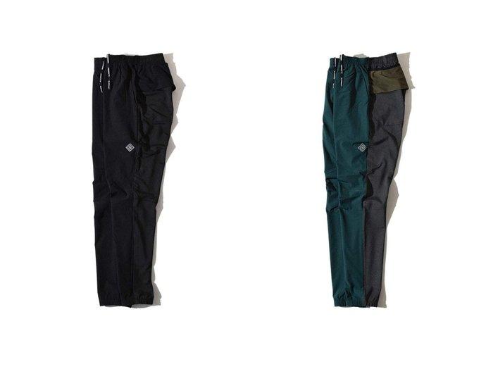 【JOURNAL STANDARD / MEN/ジャーナルスタンダード】の【エルドレッソ】Light Ikangga Pants 【MEN】おすすめ!人気トレンド・男性、メンズファッションの通販 おすすめファッション通販アイテム インテリア・キッズ・メンズ・レディースファッション・服の通販 founy(ファニー) https://founy.com/ ファッション Fashion メンズファッション MEN ボトムス Bottoms Men 秋 Autumn/Fall クラシカル コレクション 今季 軽量 ストレッチ ファブリック ポケット メッシュ モチーフ ランニング 再入荷 Restock/Back in Stock/Re Arrival |ID:crp329100000023090