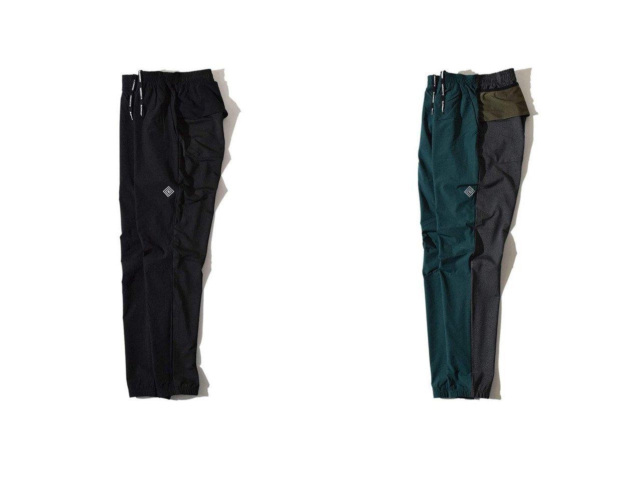 【JOURNAL STANDARD / MEN/ジャーナルスタンダード】の【エルドレッソ】Light Ikangga Pants 【MEN】おすすめ!人気トレンド・男性、メンズファッションの通販 おすすめで人気の流行・トレンド、ファッションの通販商品 メンズファッション・キッズファッション・インテリア・家具・レディースファッション・服の通販 founy(ファニー) https://founy.com/ ファッション Fashion メンズファッション MEN ボトムス Bottoms Men 秋 Autumn/Fall クラシカル コレクション 今季 軽量 ストレッチ ファブリック ポケット メッシュ モチーフ ランニング 再入荷 Restock/Back in Stock/Re Arrival |ID:crp329100000023090