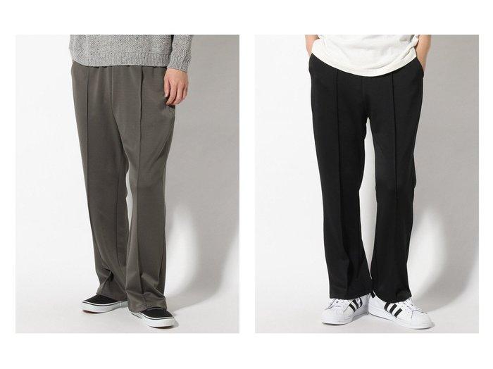 【JOURNAL STANDARD relume / MEN/ジャーナルスタンダード レリューム】のKTE REPREVE TRUCK PANTS 【MEN】おすすめ!人気トレンド・男性、メンズファッションの通販 おすすめ人気トレンドファッション通販アイテム 人気、トレンドファッション・服の通販 founy(ファニー) ファッション Fashion メンズファッション MEN ボトムス Bottoms Men シンプル ジーンズ ベーシック |ID:crp329100000023114