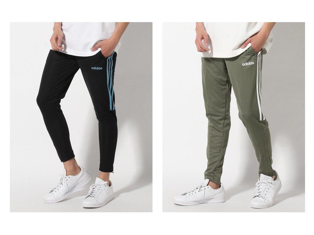 【adidas Sports Performance / MEN/アディダス スポーツ パフォーマンス】のSERE19 TRG PNT 【MEN】おすすめ!人気トレンド・男性、メンズファッションの通販 おすすめで人気の流行・トレンド、ファッションの通販商品 メンズファッション・キッズファッション・インテリア・家具・レディースファッション・服の通販 founy(ファニー) https://founy.com/ ファッション Fashion メンズファッション MEN NEW・新作・新着・新入荷 New Arrivals ジャージ スポーツ スリム ダブル ドローコード フィット リラックス 水着 |ID:crp329100000023137
