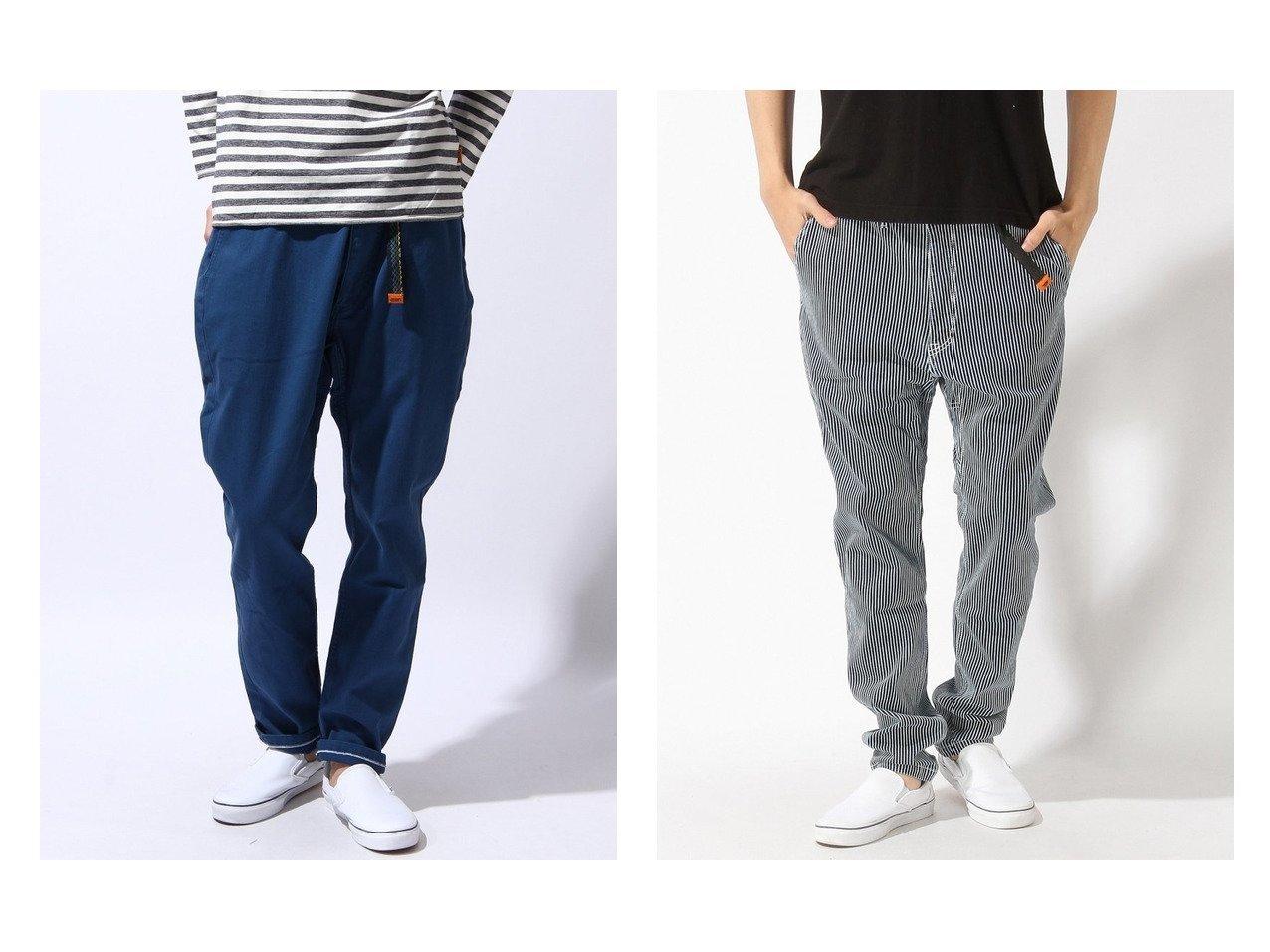 【KRIFF MAYER / MEN/クリフ メイヤー】のツイルクライミングパンツ 【MEN】おすすめ!人気トレンド・男性、メンズファッションの通販 おすすめで人気の流行・トレンド、ファッションの通販商品 メンズファッション・キッズファッション・インテリア・家具・レディースファッション・服の通販 founy(ファニー) https://founy.com/ ファッション Fashion メンズファッション MEN ボトムス Bottoms Men ジーンズ ストレッチ ストレート ループ ロールアップ |ID:crp329100000023141