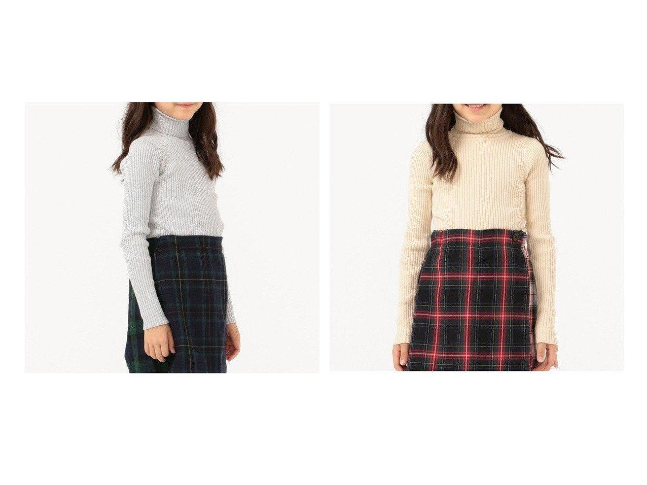 【SHIPS / KIDS/シップス】のSHIPS KIDS リブ タートルネック ニット(無地)(XS~XL) 【KIDS】子供服のおすすめ!人気トレンド・キッズファッションの通販 おすすめで人気の流行・トレンド、ファッションの通販商品 メンズファッション・キッズファッション・インテリア・家具・レディースファッション・服の通販 founy(ファニー) https://founy.com/ ファッション Fashion キッズファッション KIDS トップス カットソー Tops Tees Kids A/W 秋冬 AW Autumn/Winter / FW Fall-Winter カーディガン シンプル ジャケット セーター タートルネック リブニット 再入荷 Restock/Back in Stock/Re Arrival 無地 防寒  ID:crp329100000023176