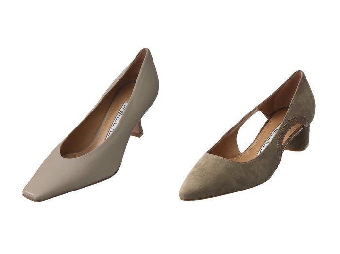 【heliopole/エリオポール】の【PELLICO】太ヒールパンプス&【PELLICO/ペリーコ】のロングノーズセミスクエアトゥパンプス シューズ・靴のおすすめ!人気、トレンド・レディースファッションの通販 おすすめ人気トレンドファッション通販アイテム 人気、トレンドファッション・服の通販 founy(ファニー) ファッション Fashion レディースファッション WOMEN 2021年 2021 2021 春夏 S/S SS Spring/Summer 2021 S/S 春夏 SS Spring/Summer なめらか シンプル 春 Spring イタリア |ID:crp329100000023214