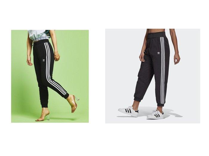【adidas Originals/アディダス オリジナルス】のスリム カフ パンツ SLIM PANTS アディダスオリジナルス&【adidas/アディダス】のアディカラー クラシックス ダブルウエストバンド ファッション トラックパンツ パンツのおすすめ!人気、トレンド・レディースファッションの通販 おすすめ人気トレンドファッション通販アイテム インテリア・キッズ・メンズ・レディースファッション・服の通販 founy(ファニー) https://founy.com/ ファッション Fashion レディースファッション WOMEN パンツ Pants クラシック スポーツ スーツ ハイライズ フィット ポケット モダン レギュラー 定番 Standard ジーンズ スリム フェイス フレンチ リラックス |ID:crp329100000023271