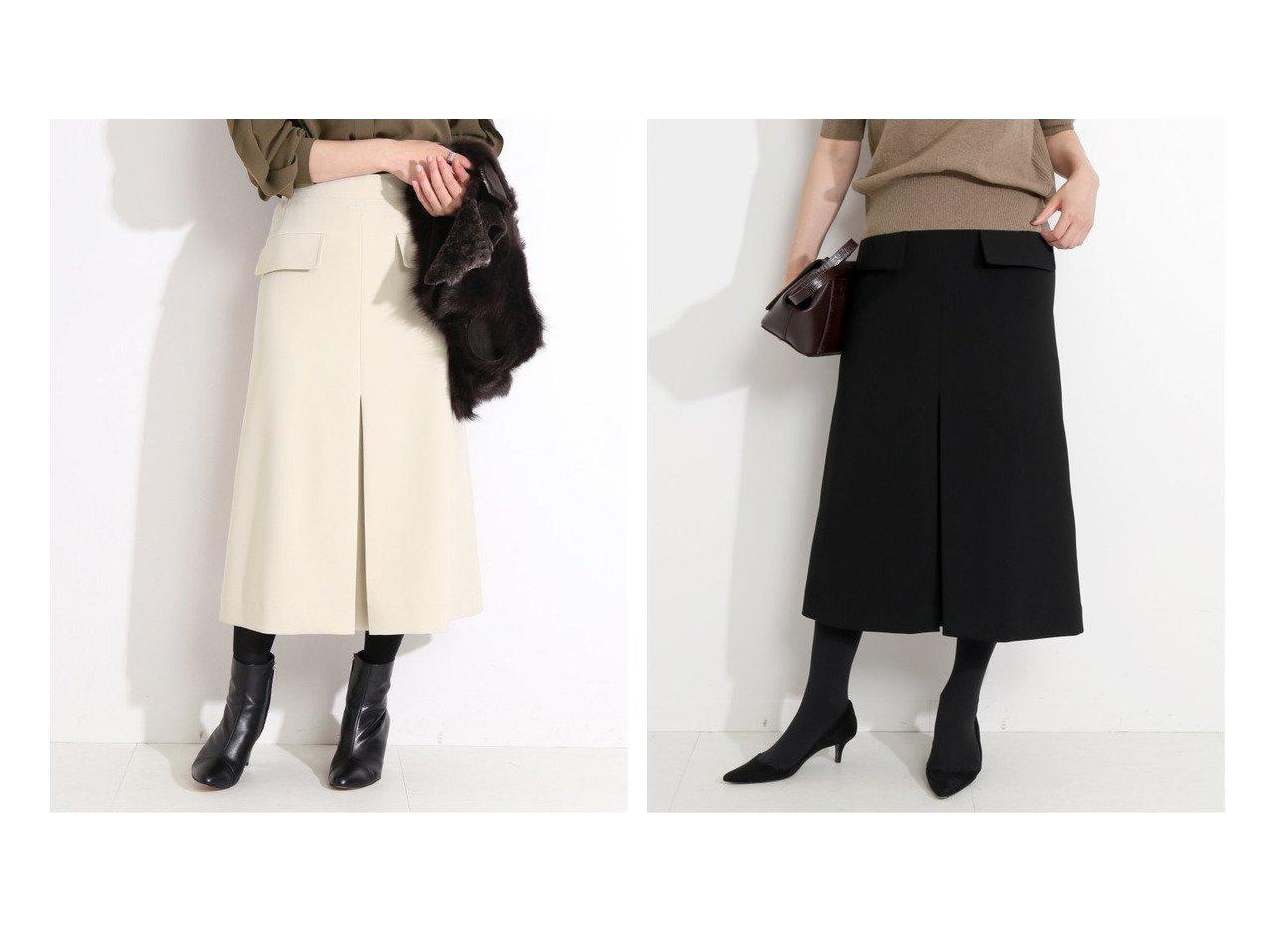 【VERMEIL par iena/ヴェルメイユ パー イエナ】の《追加3》ダブルクロスセミタイトスカート スカートのおすすめ!人気、トレンド・レディースファッションの通販 おすすめで人気の流行・トレンド、ファッションの通販商品 メンズファッション・キッズファッション・インテリア・家具・レディースファッション・服の通販 founy(ファニー) https://founy.com/ ファッション Fashion レディースファッション WOMEN スカート Skirt Aライン/フレアスカート Flared A-Line Skirts サンダル ショート ストレッチ センター 台形 フラップ フロント プリーツ ベーシック ボックス ポケット 2021年 2021 再入荷 Restock/Back in Stock/Re Arrival S/S 春夏 SS Spring/Summer 2021 春夏 S/S SS Spring/Summer 2021 おすすめ Recommend  ID:crp329100000023292