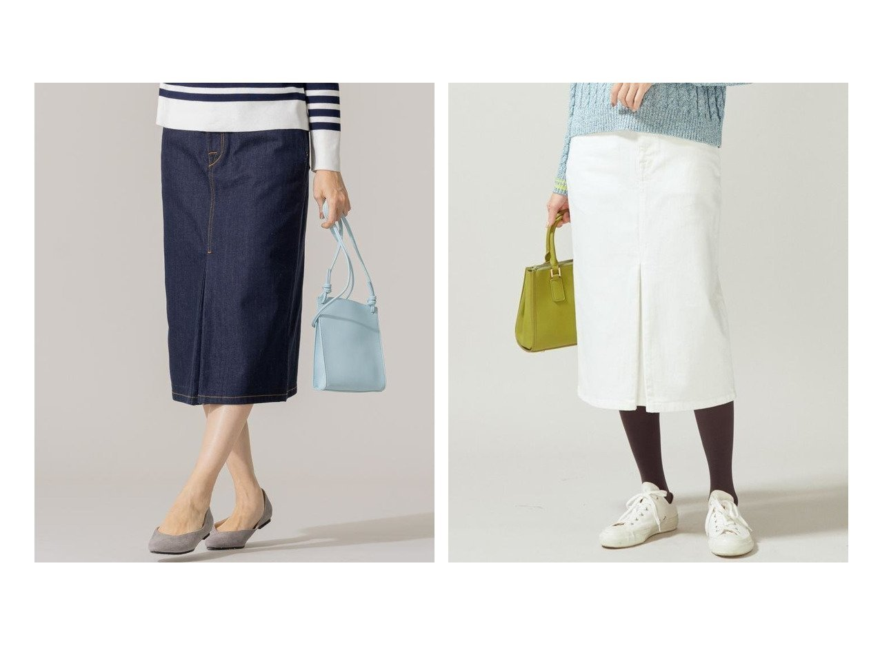 【KUMIKYOKU/組曲】の【洗える】AQUATIC DENIM デニムスカート スカートのおすすめ!人気、トレンド・レディースファッションの通販 おすすめで人気の流行・トレンド、ファッションの通販商品 メンズファッション・キッズファッション・インテリア・家具・レディースファッション・服の通販 founy(ファニー) https://founy.com/ ファッション Fashion レディースファッション WOMEN スカート Skirt デニムスカート Denim Skirts NEW・新作・新着・新入荷 New Arrivals 2021年 2021 2021 春夏 S/S SS Spring/Summer 2021 S/S 春夏 SS Spring/Summer スニーカー デニム フロント ボーダー 洗える  ID:crp329100000023296
