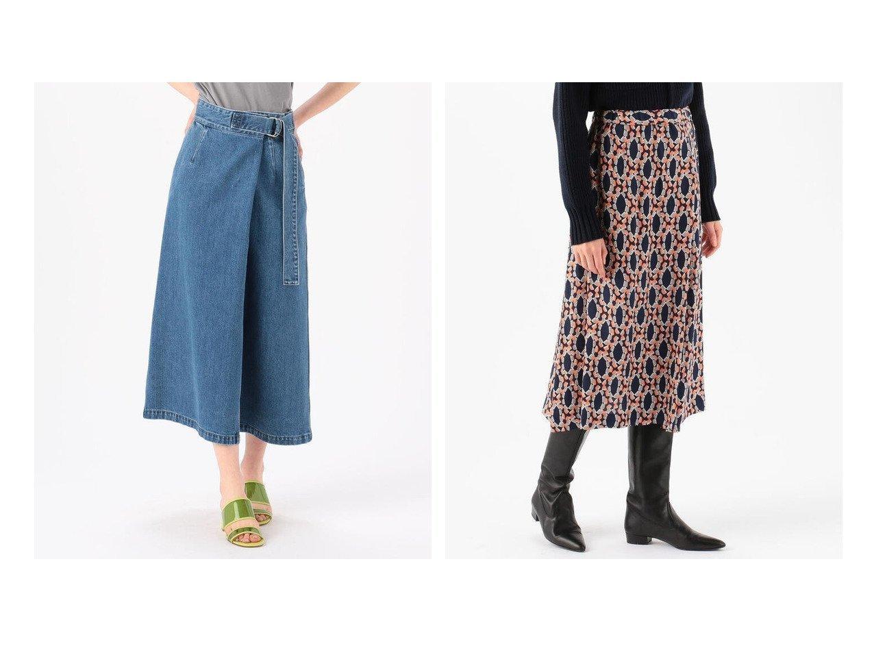 【TOMORROWLAND MACPHEE/トゥモローランド マカフィー】のエスニックプリント ウエストギャザーミディスカート&コットンデニム ベルテッドラップミディスカート スカートのおすすめ!人気、トレンド・レディースファッションの通販 おすすめで人気の流行・トレンド、ファッションの通販商品 メンズファッション・キッズファッション・インテリア・家具・レディースファッション・服の通販 founy(ファニー) https://founy.com/ ファッション Fashion レディースファッション WOMEN スカート Skirt Aライン/フレアスカート Flared A-Line Skirts 2020年 2020 2020-2021 秋冬 A/W AW Autumn/Winter / FW Fall-Winter 2020-2021 A/W 秋冬 AW Autumn/Winter / FW Fall-Winter エスニック ギャザー クラシカル シンプル スリット バランス フレア プリント 再入荷 Restock/Back in Stock/Re Arrival NEW・新作・新着・新入荷 New Arrivals 2021年 2021 2021 春夏 S/S SS Spring/Summer 2021 S/S 春夏 SS Spring/Summer ストレート デニム フロント ベーシック リメイク  ID:crp329100000023298