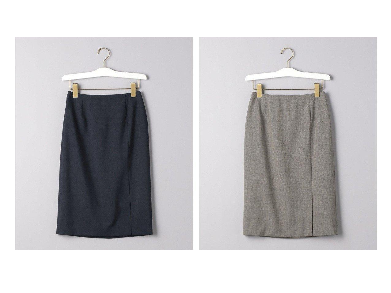 【UNITED ARROWS/ユナイテッドアローズ】のUPC CANONICO タイトスカート スカートのおすすめ!人気、トレンド・レディースファッションの通販 おすすめで人気の流行・トレンド、ファッションの通販商品 メンズファッション・キッズファッション・インテリア・家具・レディースファッション・服の通販 founy(ファニー) https://founy.com/ ファッション Fashion レディースファッション WOMEN スカート Skirt Aライン/フレアスカート Flared A-Line Skirts NEW・新作・新着・新入荷 New Arrivals イタリア タイトスカート  ID:crp329100000023299