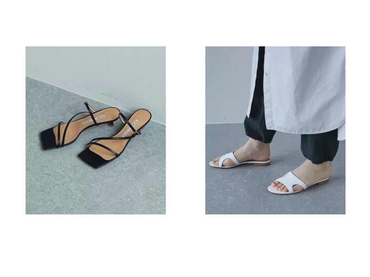 【GALLARDAGALANTE/ガリャルダガランテ】の【PELLICO】スキニーストラップミュール&【PELLICO】ミュールフラットサンダル/LUNETTA シューズ・靴のおすすめ!人気、トレンド・レディースファッションの通販 おすすめで人気の流行・トレンド、ファッションの通販商品 メンズファッション・キッズファッション・インテリア・家具・レディースファッション・服の通販 founy(ファニー) https://founy.com/ ファッション Fashion レディースファッション WOMEN イタリア エレガント サンダル シューズ シンプル スエード スマート フォルム ロング ワイド S/S 春夏 SS Spring/Summer ラップ |ID:crp329100000023326
